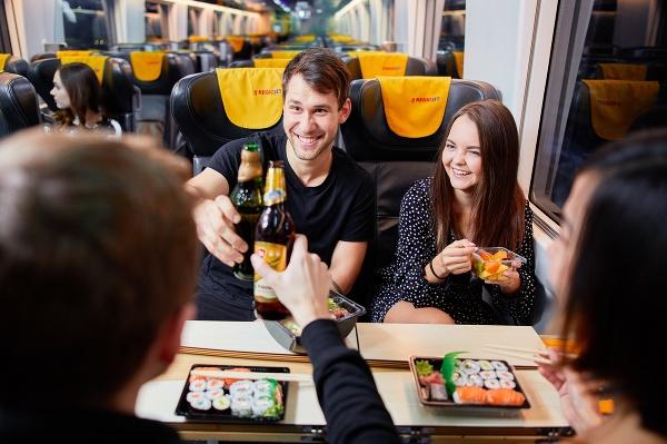 RegioJet zahájil predaj lístkov: