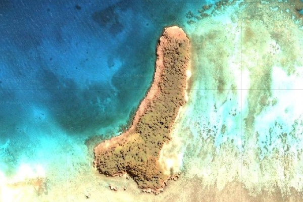 Ostrov v Oceánii
