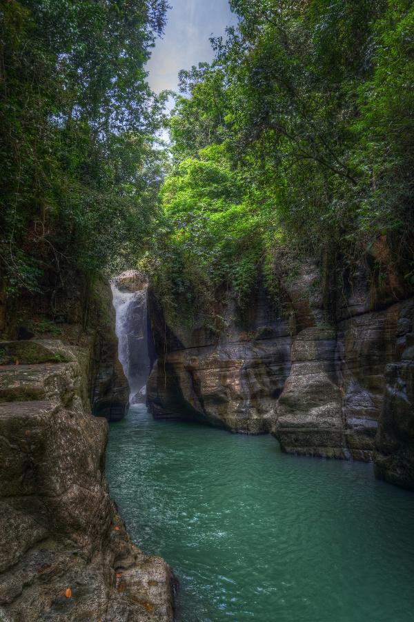 Vodopád Cunca
