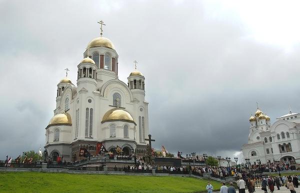 Pohľad na ruských pravoslávnych