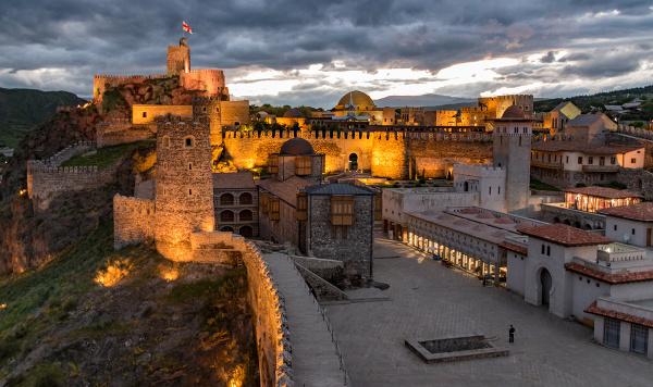 Pevnosť Rabati, Akhaltsikhe