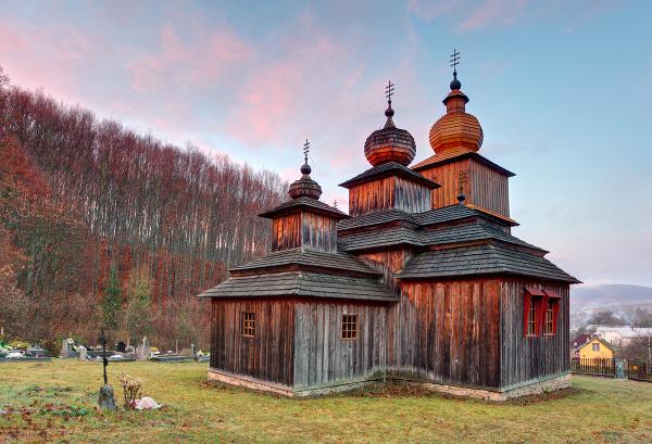 Chrám svätej Paraskevy, Dobroslava