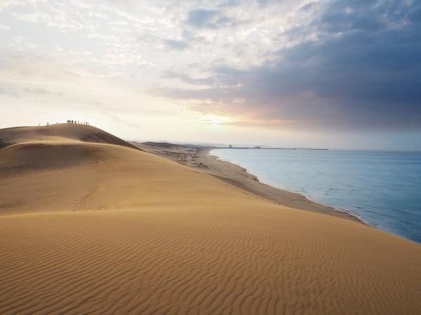 Pieskové duny, Tottori