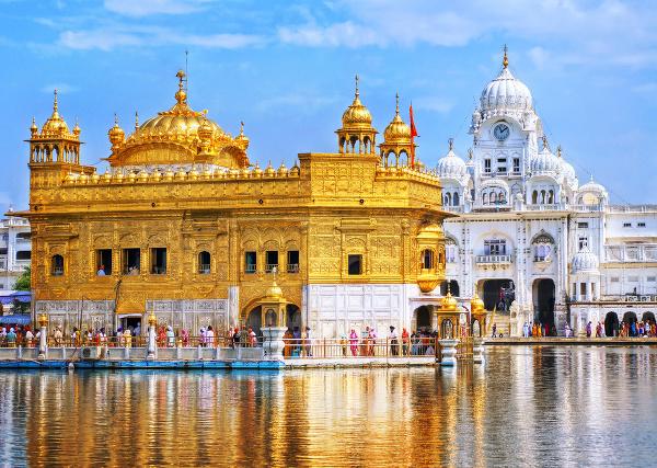 Zlatý chrám, Amritsar