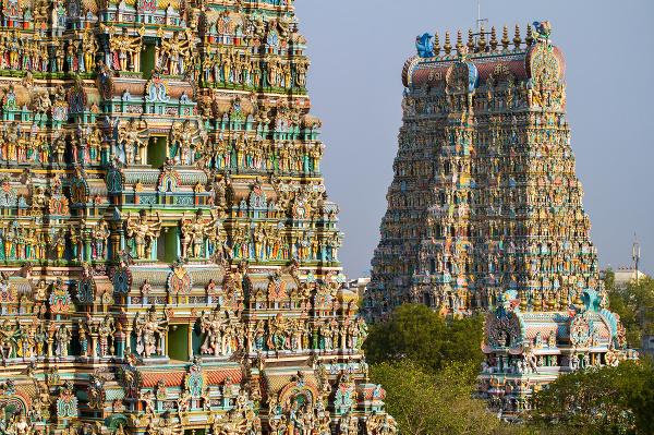 Храм Минакши Амман, Мадурадж
