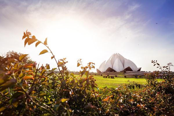 Lotosový chrám, Nové Dillí