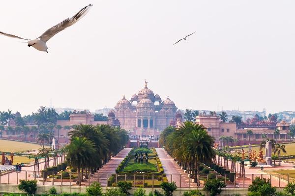 Akshardham, Nové Dillí