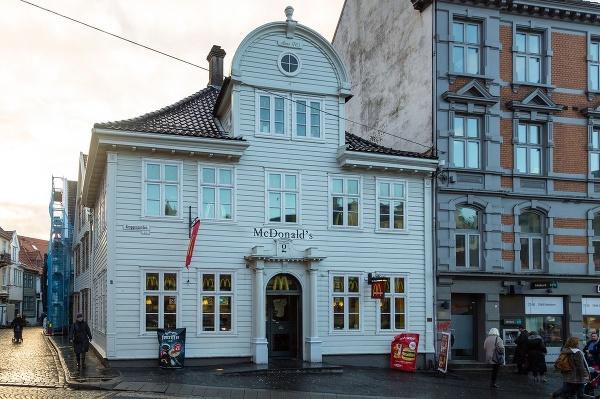 McDonald´s v Bergene