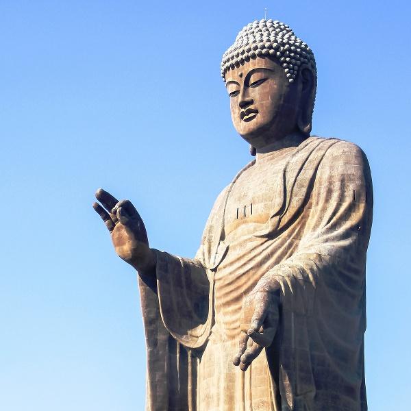 Buddha Usiku, Japonsko