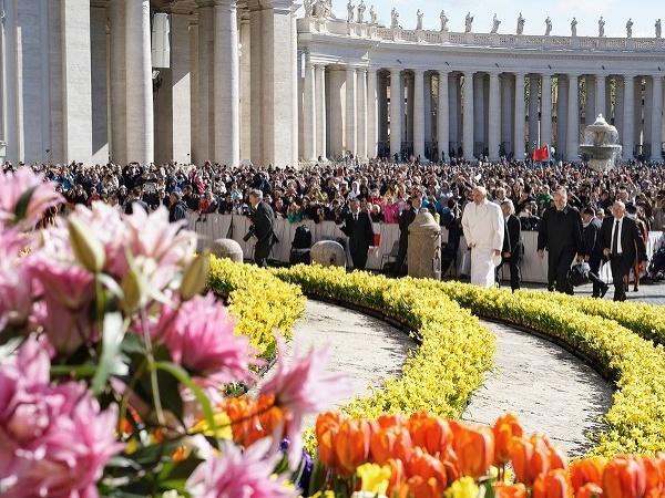 Veľká noc vo Vatikáne
