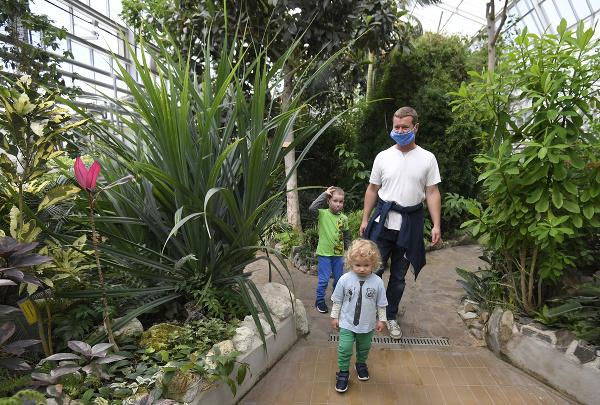 Botanická záhrada UPJŠ v