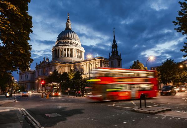 Собор Святого Павла, Лондон,