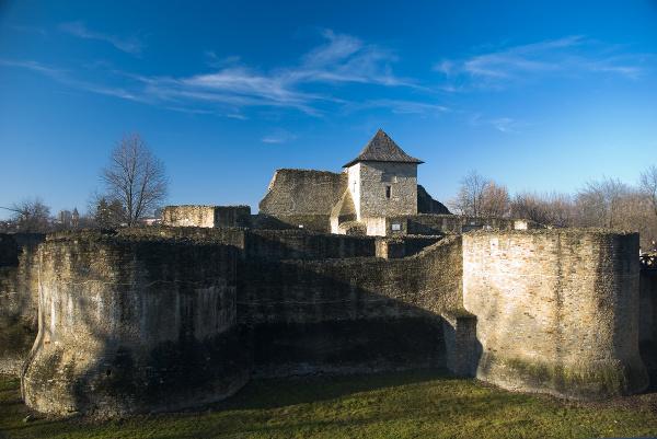 Pevnosť Suceava