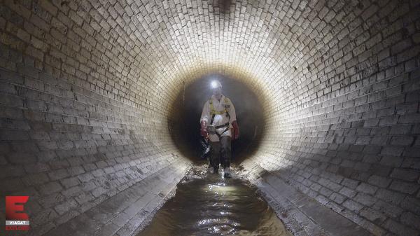 Mestská kanalizácia za päť