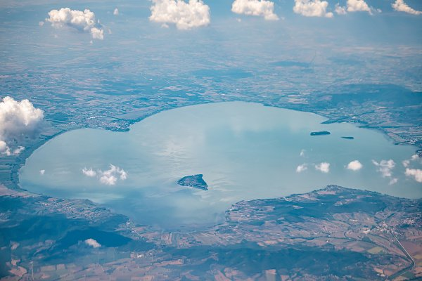 Озеро Тразимено