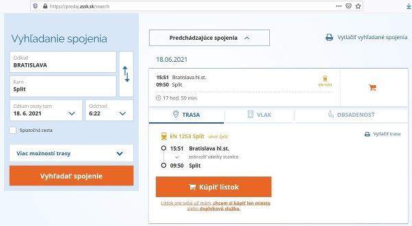Slovenské železnice predstavili perfektnú
