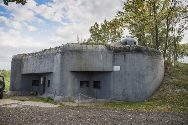 Vojenský bunker B-S 4