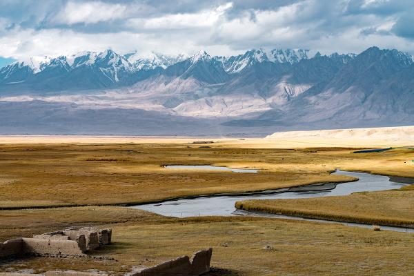 Pohorie Kunlun
