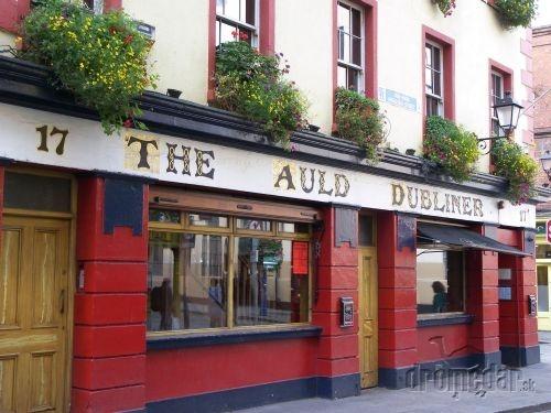 Na pivko do Dublinu
