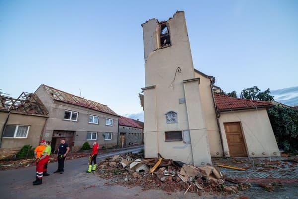 Apokalypsa na Morave: Tornádo