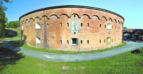 Olomoucká pevnosť – najväčší