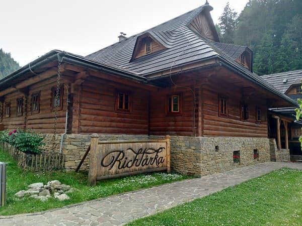Čutkovská dolina, objekt Richtárka