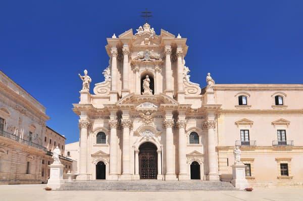 Syrakúzska katedrála