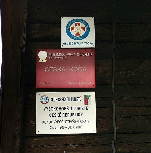 Česi na Česku koču