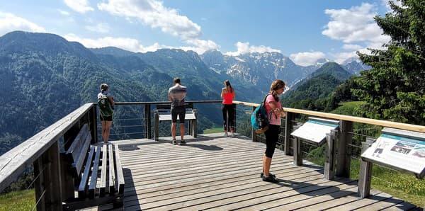 Solčavská panoramatická cesta s