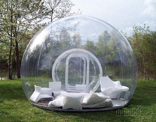 Nocujte v bubline!
