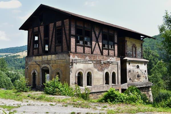 Nižná Slaná: Zabudnutá huta