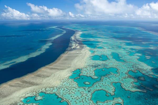 Veľká koralová bariéra v