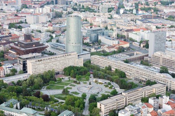 Námestie slobody v Bratislave