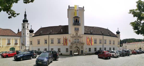 Kláštor Heiligenkreuz