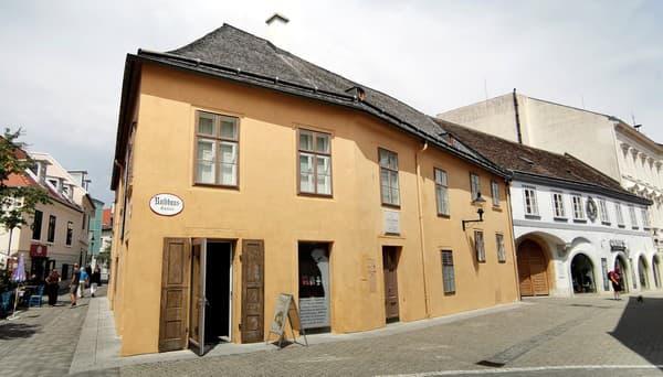 Múzeum Beethowena, Baden