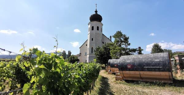 Ubytovanie vo vinici