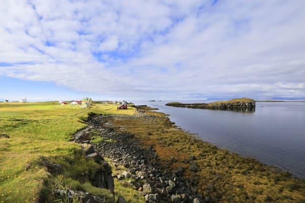 Flatey, Island