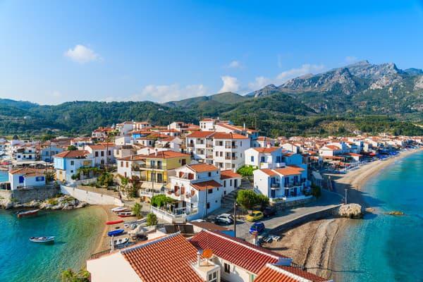 Kokkari, Samos