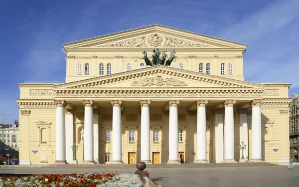 Boľšoj teatr, Moskva