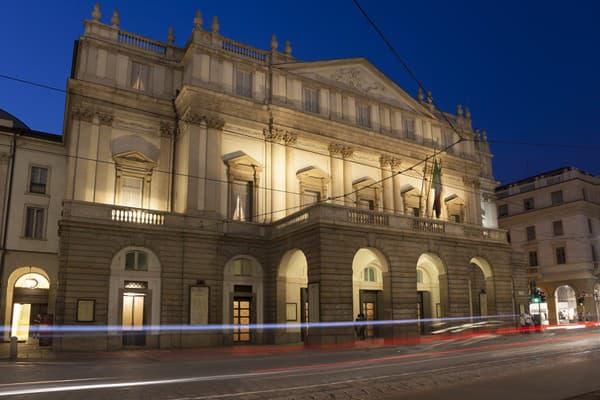 La Scala, Miláno