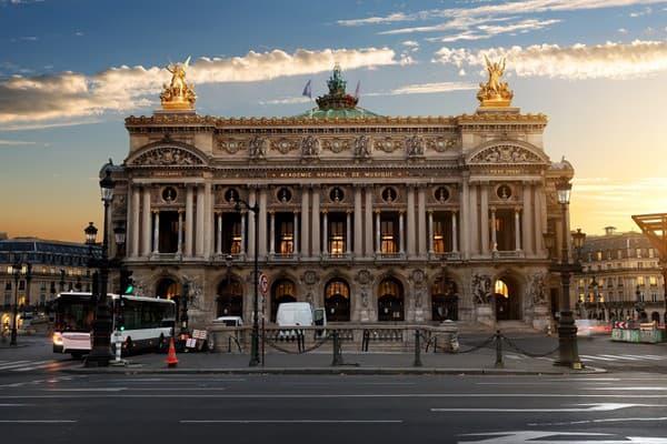 Parížska národná opera, Paríž