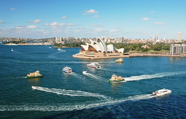 Opera Sydney, Sydney