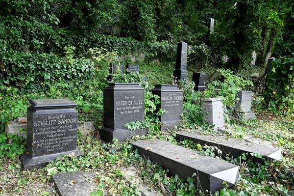 Obnova židovského cintorína v