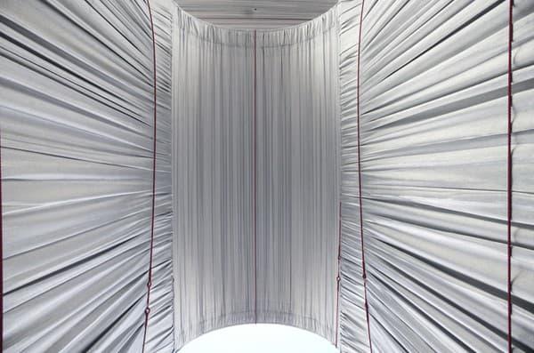 Zahalený Víťazný oblúk v