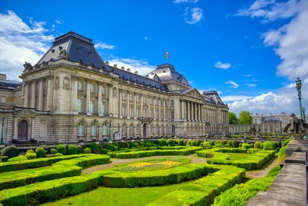 Kráľovský palác v Bruseli
