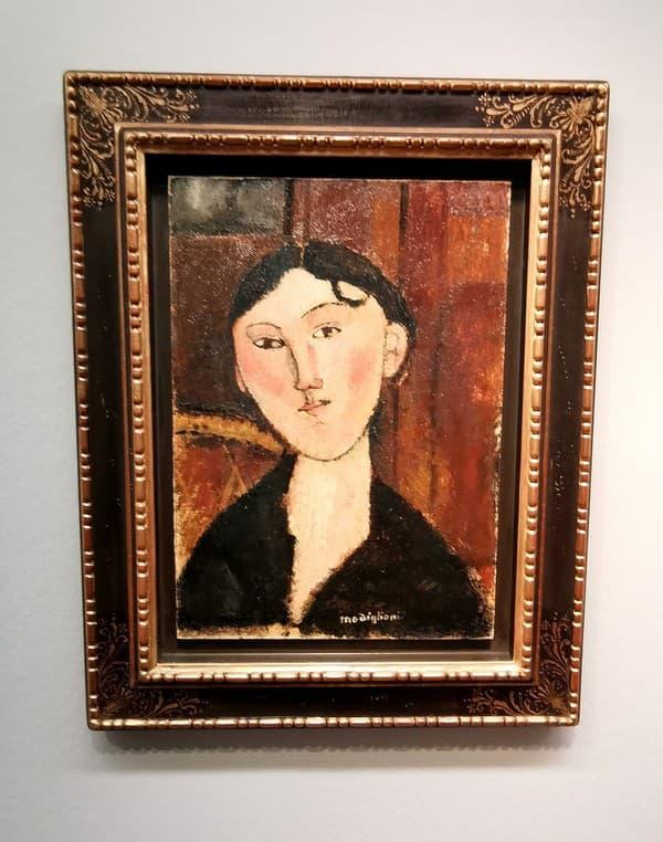 Výstava Modigliani - Revolúcia