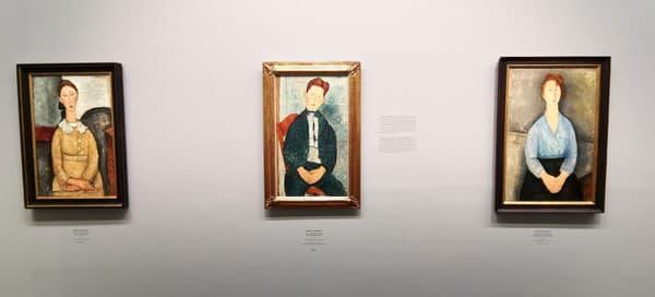 Výstava Modigliani  Revolúcia