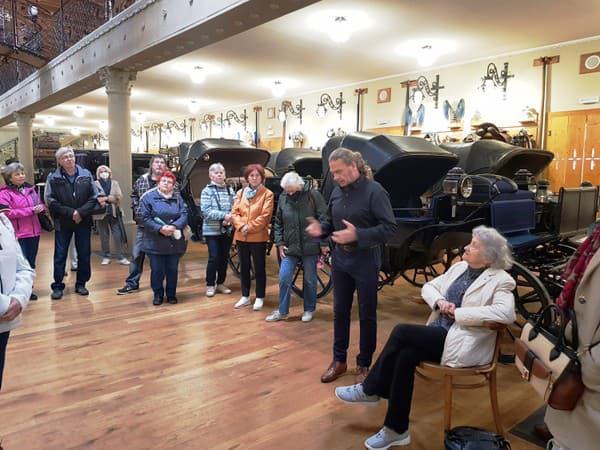 Múzeum kočov v Čechách