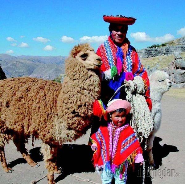 Bolívia - to sú