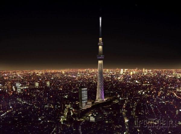Jej autormi sú japonský architekt tadao ando a sochár kiiči